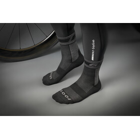 GripGrab Merino Winter Cycling Socks Black